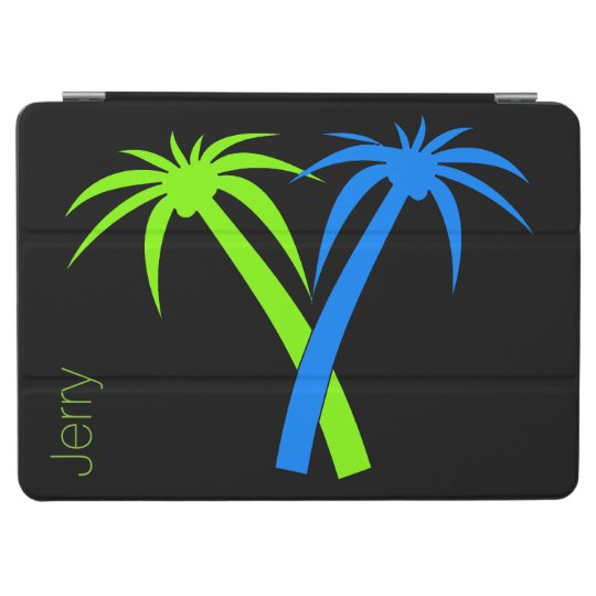 Tropical Palm Trees Custom iPad Air Cover