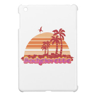 tropical palm trees hawaii bachelorette party iPad mini cases