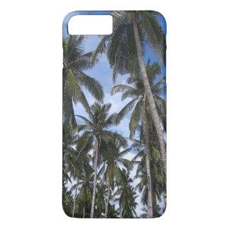 Tropical Palm Trees in Colour iPhone 8 Plus/7 Plus Case