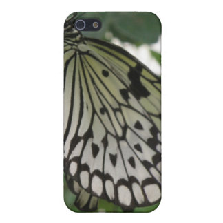 Tropical Paper Kite Butterfly i iPhone 5/5S Case