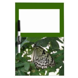 Tropical Paper Kite Butterfly Memo Board