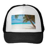 Tropical Paradise Beach Cap