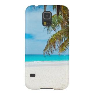 Tropical Paradise Beach Galaxy S5 Cases