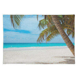 Tropical Paradise Beach Placemat
