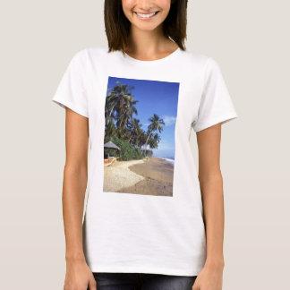 Tropical Paradise Beach Women's Spaghetti Top