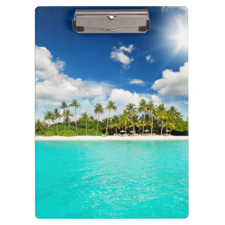Tropical Paradise Clipboards