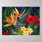 Tropical Paradise Fine Art Poster