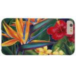 Tropical Paradise Hawaiian Floral