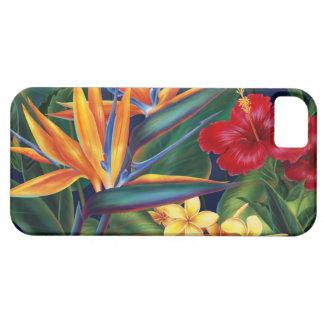 Tropical Paradise Hawaiian iPhone 5 Cases