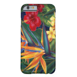Tropical Paradise Hawaiian iPhone 6 case Barely There iPhone 6 Case