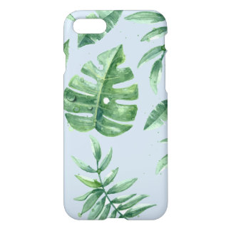 Tropical paradise iPhone 8/7 case