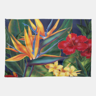 Tropical Paradise Kitchen Towel