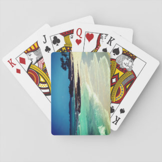 Tropical Paradise Playing Cards
