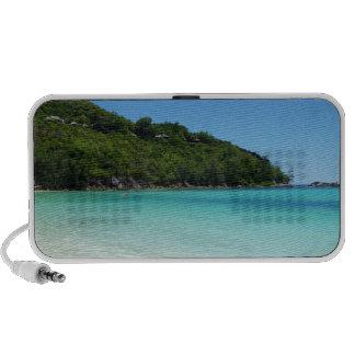 tropical paradise speaker system