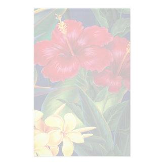 Tropical Paradise Stationary Stationery