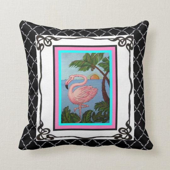 Tropical Paradise Two Pillow