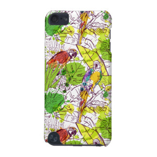 Tropical Parrots iPod Touch (5th Generation) Covers