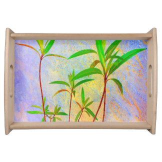 Tropical Pastel Serving Tray