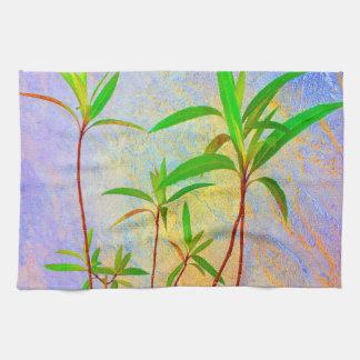 Tropical Pastel Tea Towel
