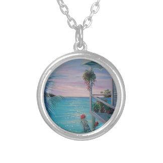 tropical pendant