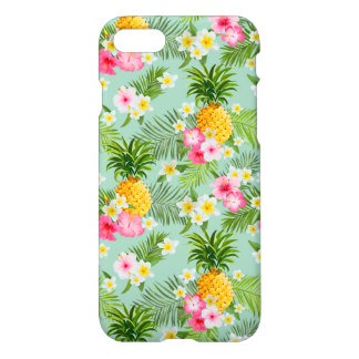 Tropical Pineapple Chic Zazzle iPhone 8/7 Case