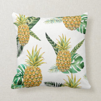 Tropical Pineapple Cushion