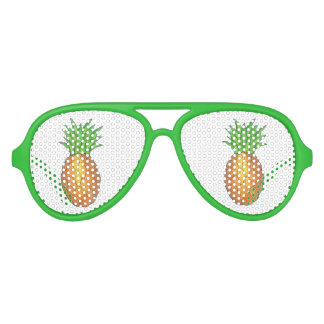 Tropical Pineapple Fruit Fruity Party Favor Shades