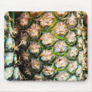 Tropical Pineapple Punch Texture Mouse Mat