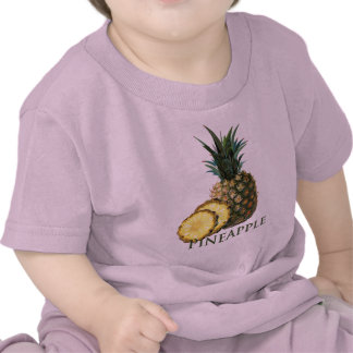 Tropical Pineapple T Shirts