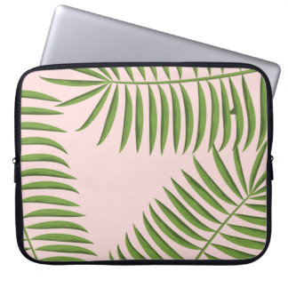 Tropical Pink Laptop Sleeve
