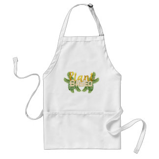 Tropical Plant Based Apron