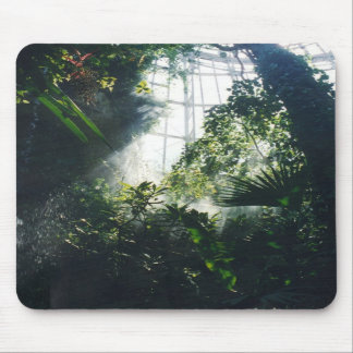 Tropical Plant Mousepad