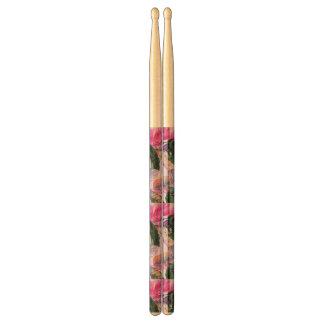 Tropical Plant Pattern Drum Sticks