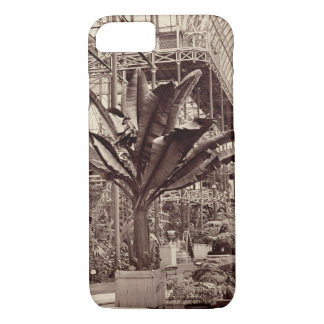 Tropical Plants in the Egyptian Room, Crystal Pala iPhone 8/7 Case