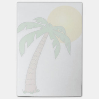 Tropical Post-it Notes