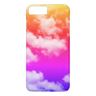 Tropical rainbow clouds iPhone 8 plus/7 plus case