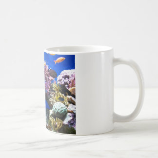 Tropical Reef Basic White Mug