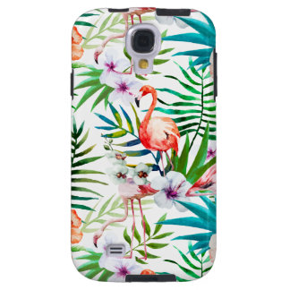 Tropical Samsung S4 Tough Case