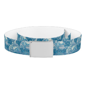 Tropical Sea Pattern Belt