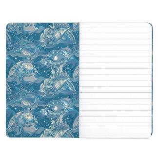 Tropical Sea Pattern Journal