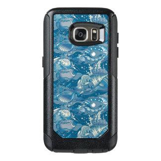 Tropical Sea Pattern OtterBox Samsung Galaxy S7 Case