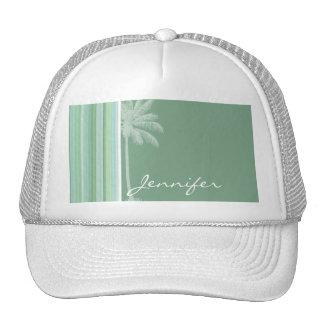 Tropical Seafoam, Sage Green, & Baby Blue Trucker Hats