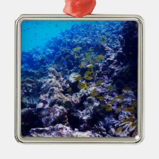 Tropical Sealife Christmas Ornament