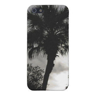Tropical Silhouette iPhone 5/5S Covers