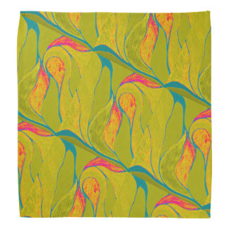 Tropical Splash Bandana