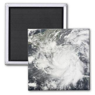 Tropical Storm Alma Square Magnet