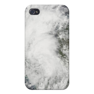 Tropical Storm Arthur Cover For iPhone 4