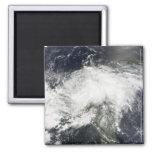 Tropical Storm Arthur Square Magnet