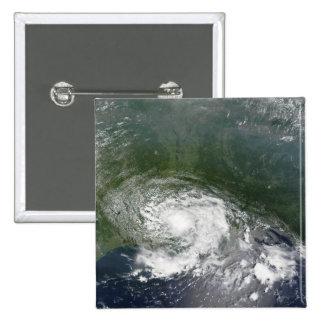 Tropical Storm Bertha 15 Cm Square Badge