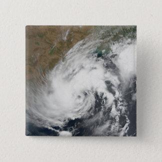 Tropical Storm Bijli 15 Cm Square Badge